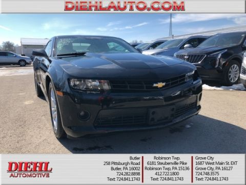 Certified Pre-Owned 2015 Chevrolet Camaro 1LT